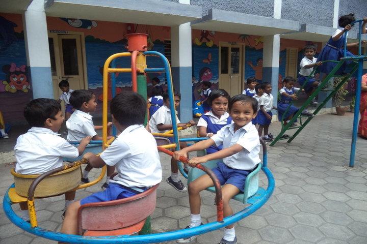 Prince Srivari Vidyalaya-Kids Play Area