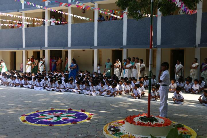 Prince Srivari Vidyalaya-Republic Day