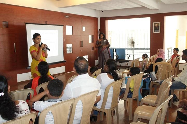 Queen Mira International School-Conference Hall