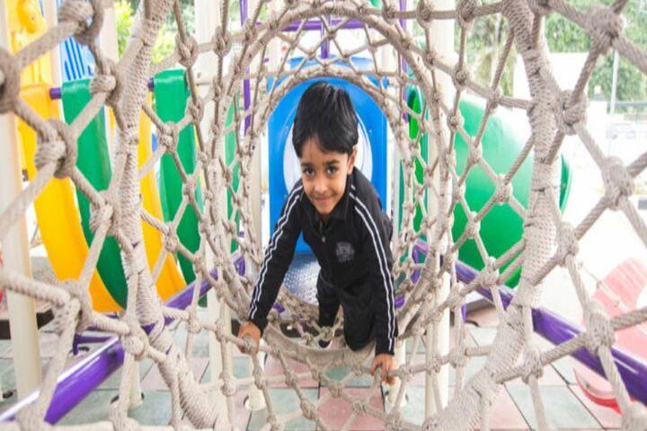 Queen Mira International School-Kids Play Time