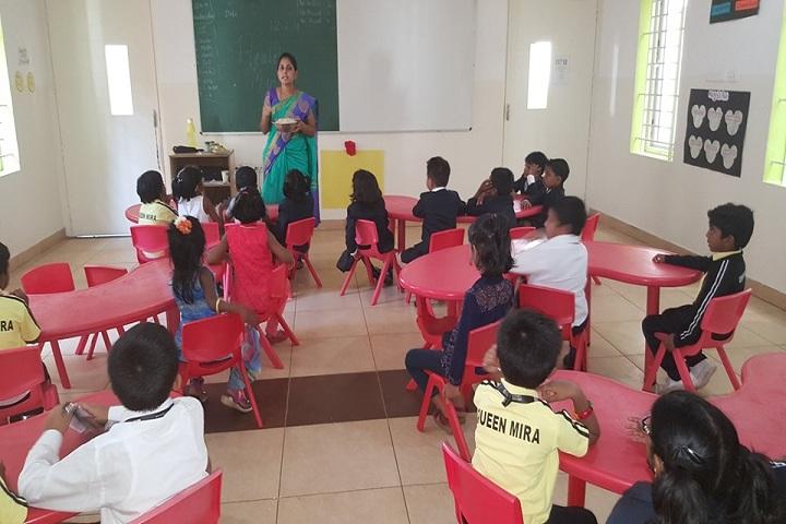 Queen Mira International School-Pre Primary Classes