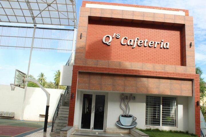 Queen Mira International School-School Cafeteria