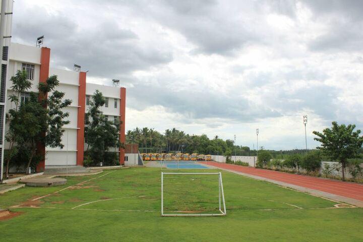 Queen Mira International School-School Outlook