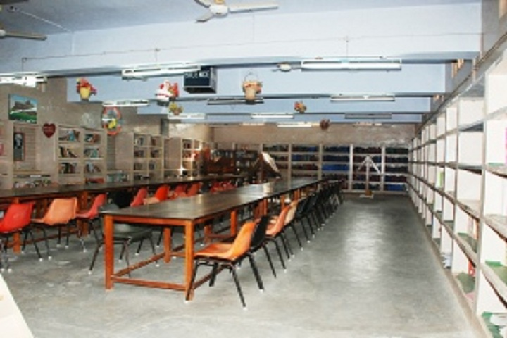 R S Krishnan Higher Secondary School - Library 1