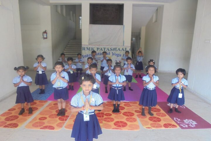 RMK Patashaala -  School Prayer