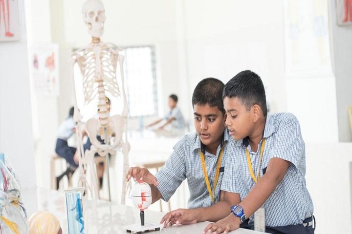 RMK Patashaala - Biology Lab