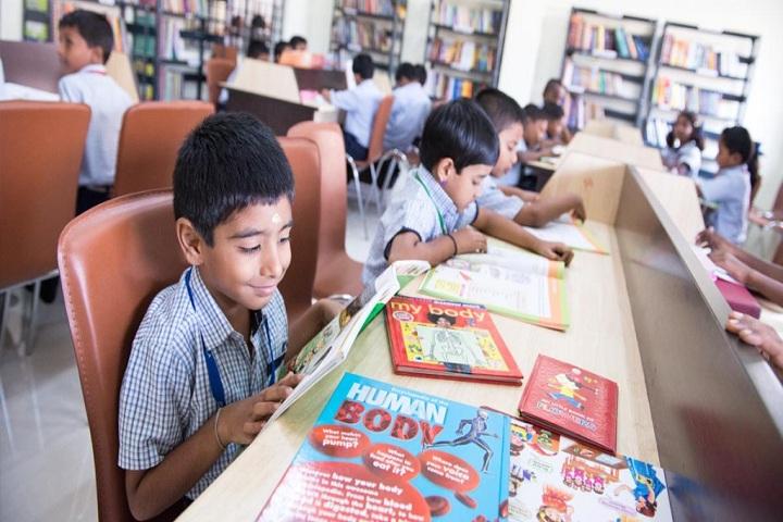 RMK Patashaala - Library