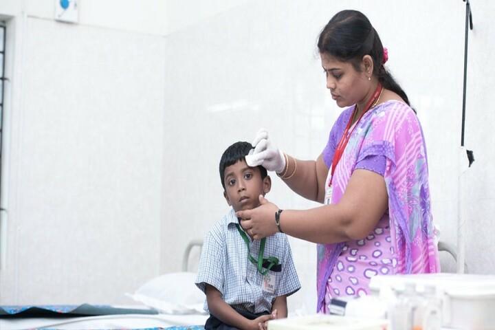 RMK Patashaala - Medical Checkup