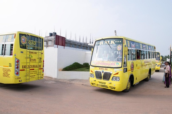 RMK Patashaala - Transport