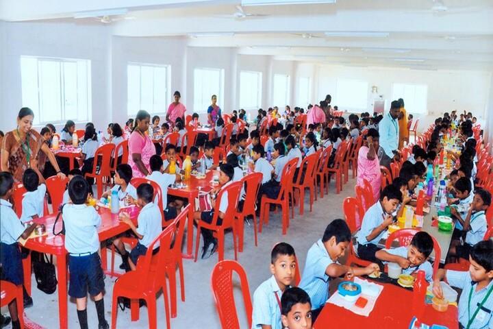 RMK Patashaala - cafeteria