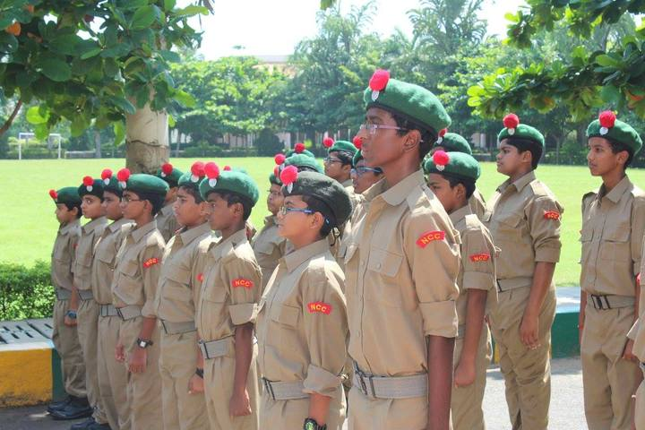 RMK Residential School  - NCC Scouts and Guides