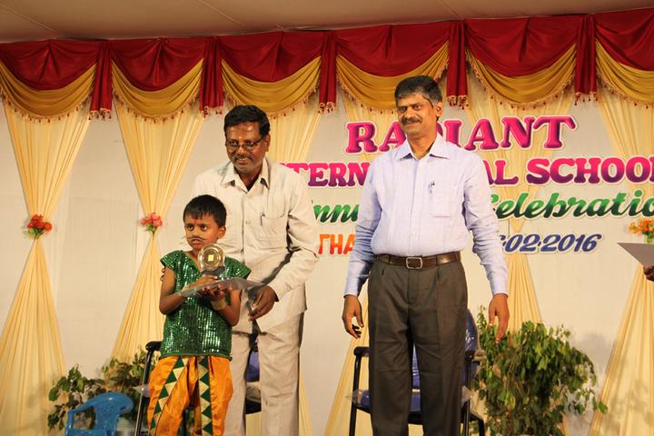 Radiant International School-Annual Day Celebrations