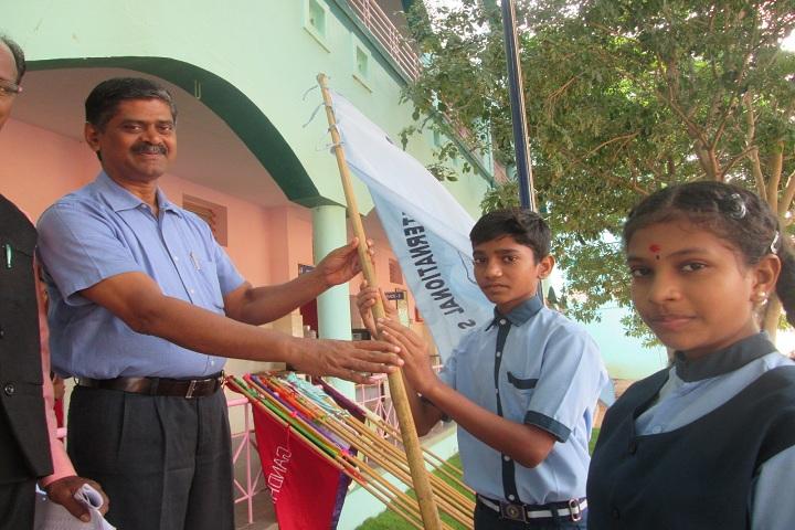 Radiant International School-Sports Day