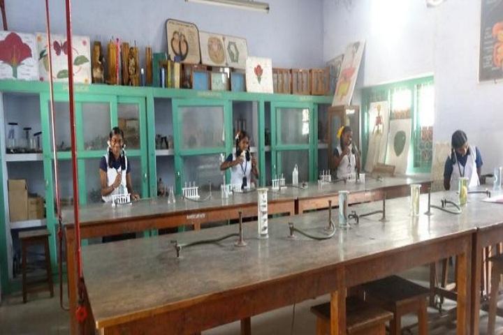 Railway Mixed High School  - Chemistry Lab