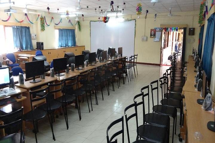 Railway Mixed High School  - Computer Lab