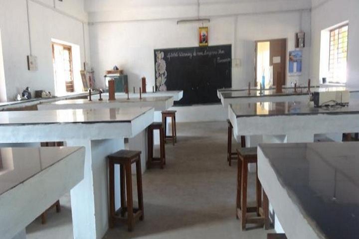 Railway Mixed High School  - Physics Lab