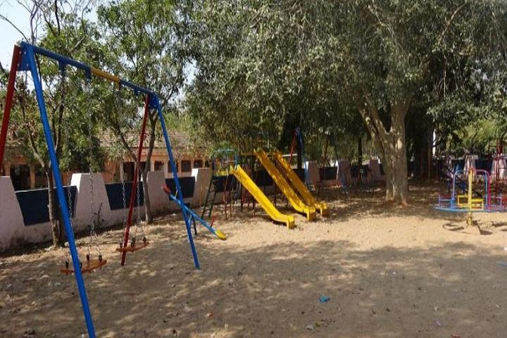 Railway Mixed High School  - Play Area
