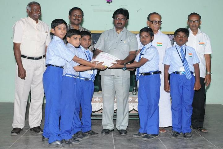 Rajaji Vidyalaya - Achievement day