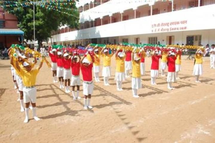 Rajaji Vidyalaya - Activity Day