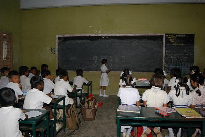 Rajaji Vidyalaya - Classroom