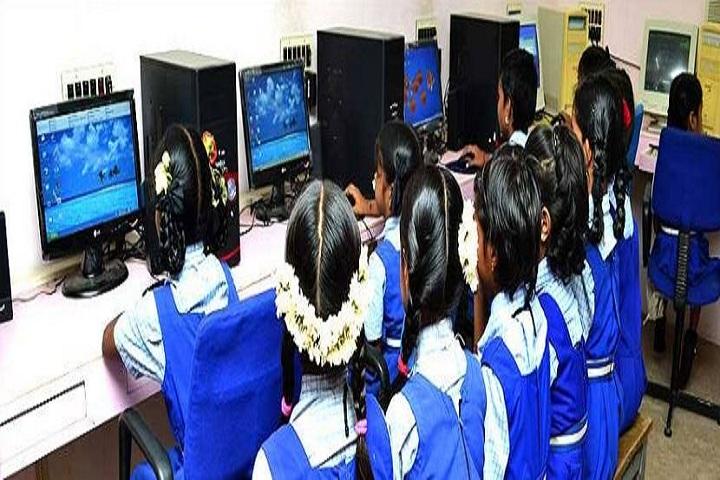 Rajaji Vidyalaya - Computer Lab