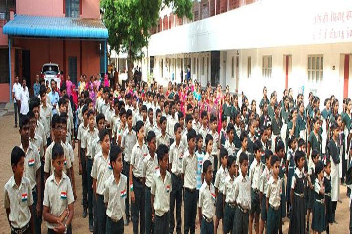Rajaji Vidyalaya - Morning Assembly