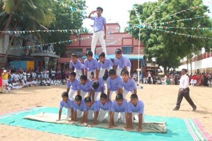 Rajaji Vidyalaya - Republic Day Event