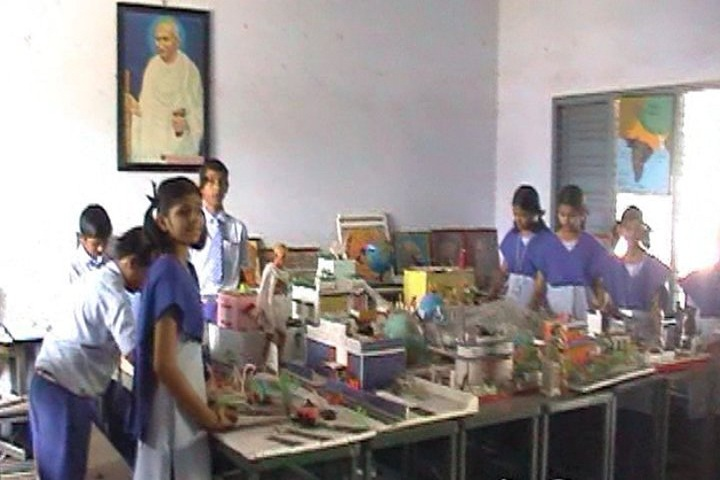 Rajaji Vidyalaya - Science Exhibition