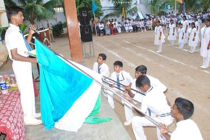 Rajaji Vidyalaya - Sports Day