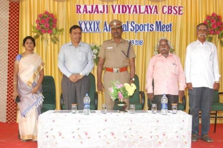 Rajaji Vidyalaya - Sports Meet