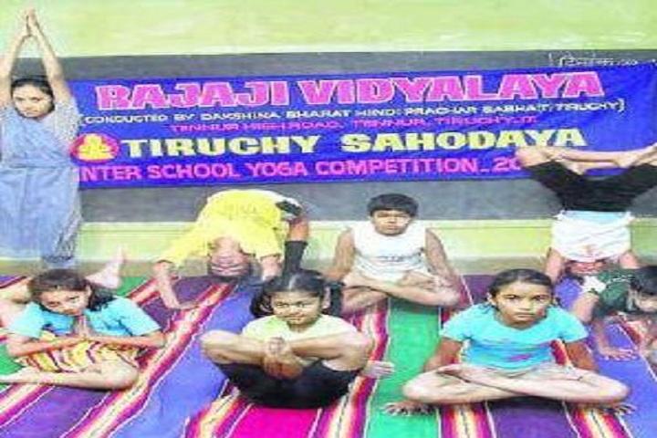 Rajaji Vidyalaya - Yoga