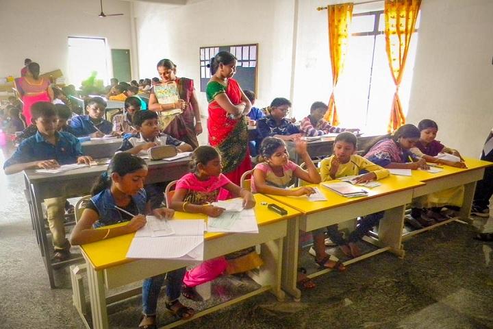 Ramachandra International Public School-Class
