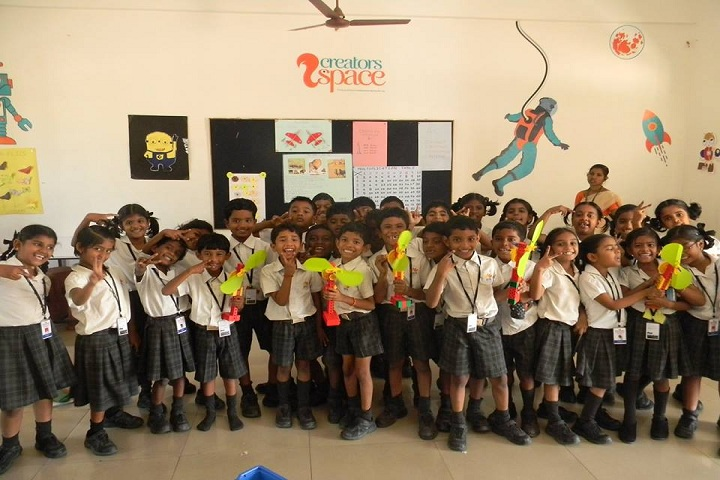 Ramachandra International Public School-Creators space