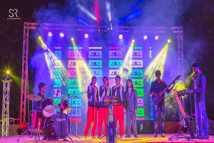 Ramachandra International Public School-Culture event