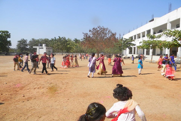 Ramachandra International Public School-Ground