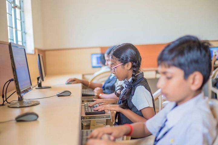Ramachandra International Public School-IT Lab