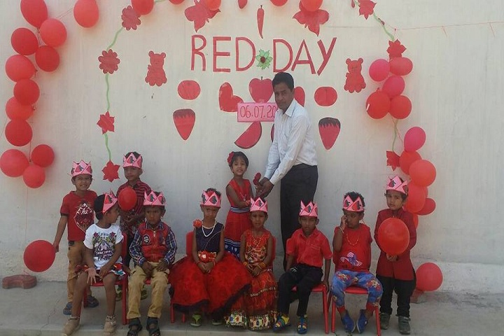Ramachandra International Public School-Red day