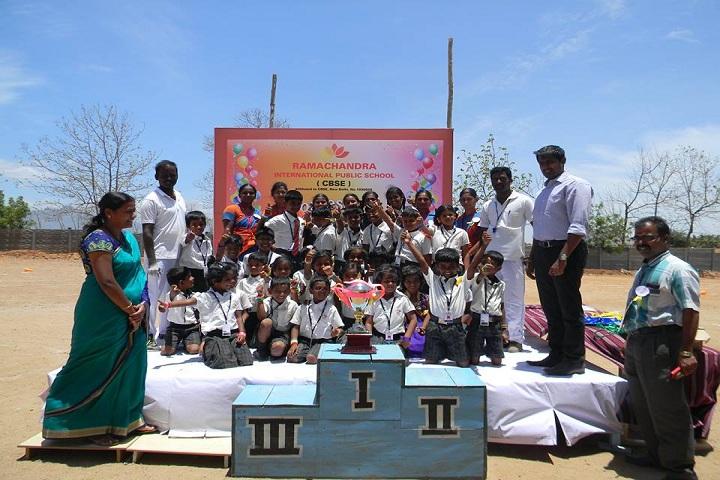 Ramachandra International Public School-games