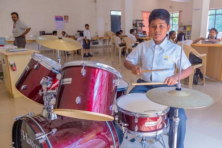 Ramachandra International Public School-musicroom