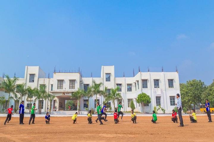 Ramachandra international Public school-sports