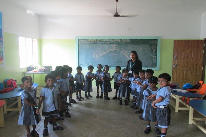 Ramsuns International School-Class Room