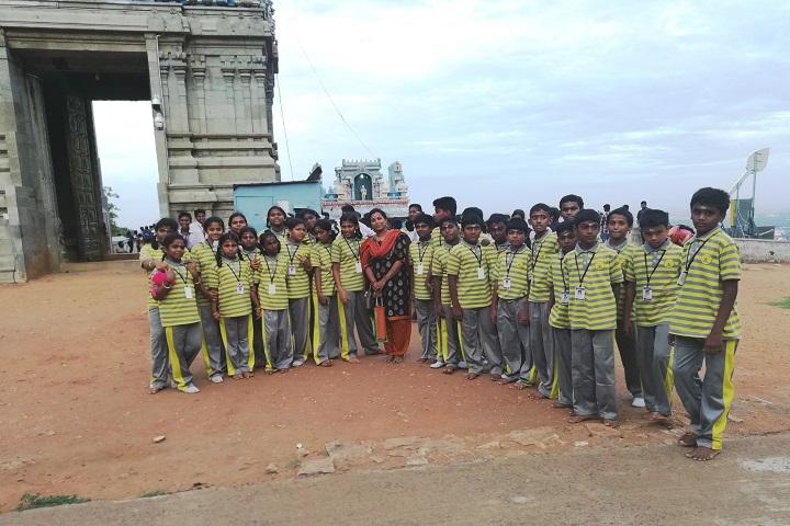 Ramsuns International School-Education Tour