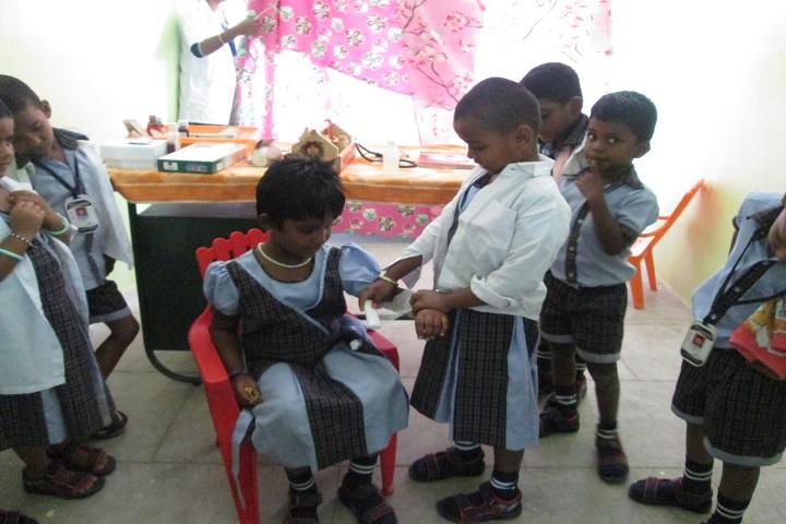 Ramsuns International School-Medical