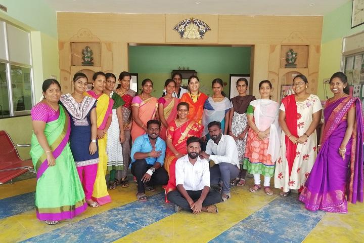 Ramsuns International School-Staff