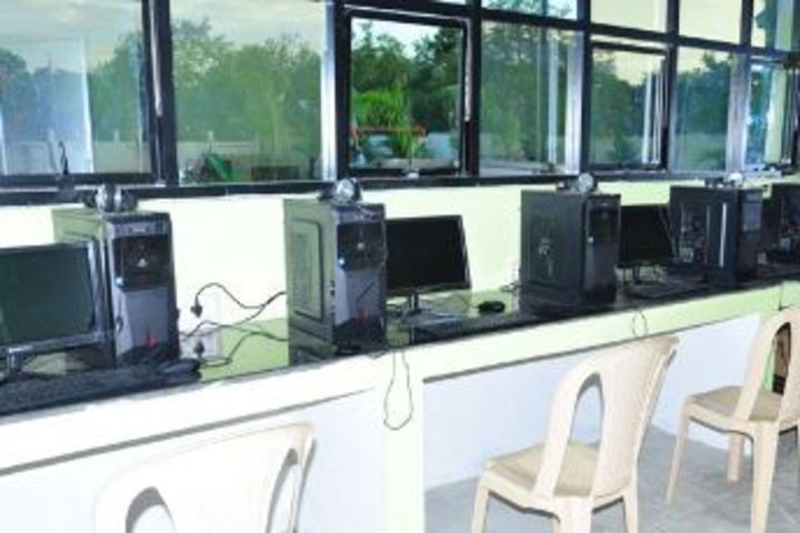 Ramsuns International Schools -Computer Lab