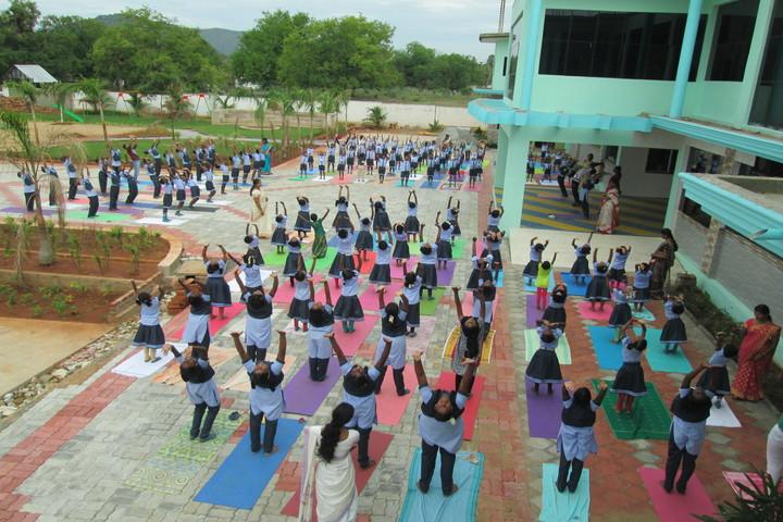 Ramsuns International Schools-Yoga