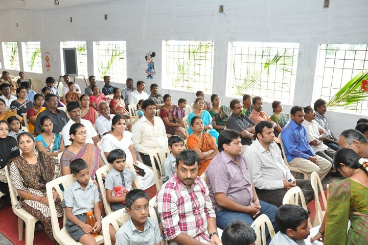 RD International School-Parents meeting