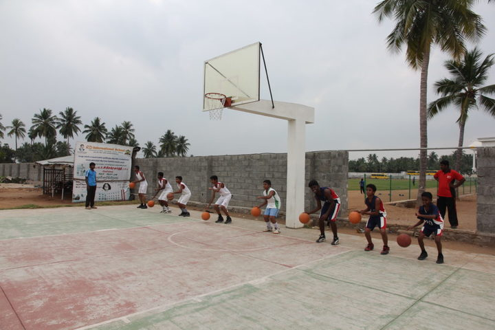 RD International School-Sports