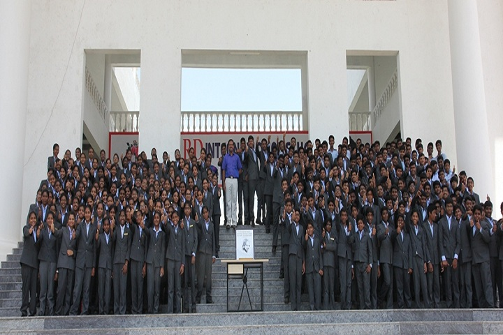 RD International School-Students