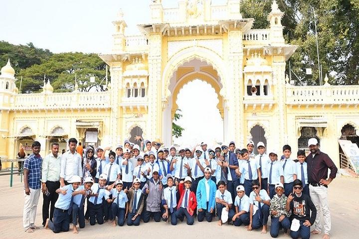 Royal International School-Educational tour